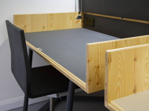 Club Bankside, Enterprise House, architecture, codesign., coworking, coworking space, leafdesk, leaf desk, suitcase desk, furniture design, studio TILT furniture