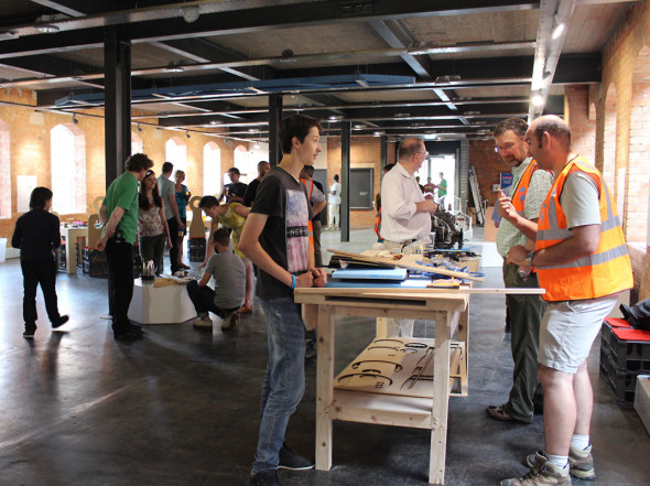Derby Silk Mill Museum, Studio TILT, Comake, codesigning space, collaborative design, participative design, codesign, Museum remake, comake activity, collaborative design, human centered design, user centered design, space design, museum design
