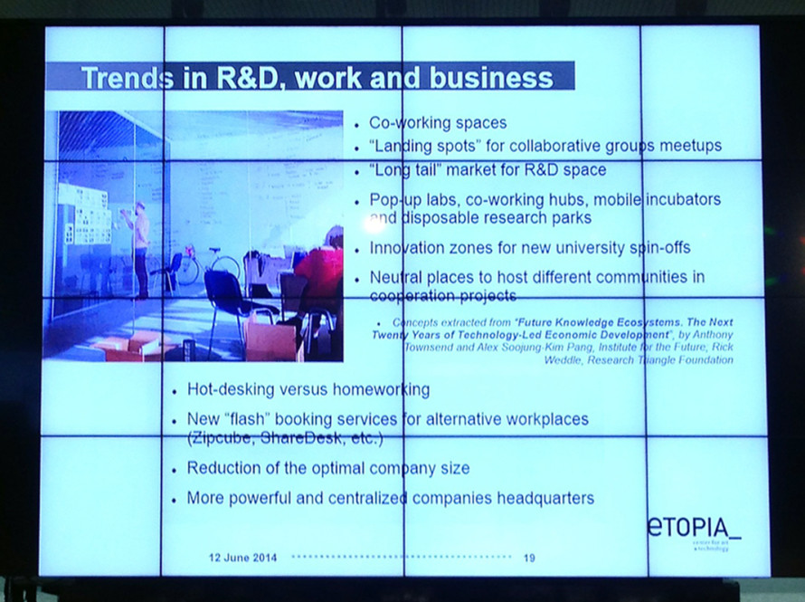 WorkTech Madrid, Studio TILT, collaboration, collaborative architecture, codesign, WorkTech, workspace, workspace design, coworking