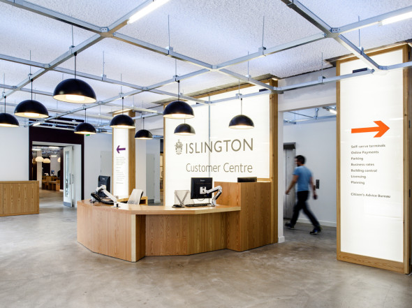 ISLINGTON COUNCIL - Studio TILT